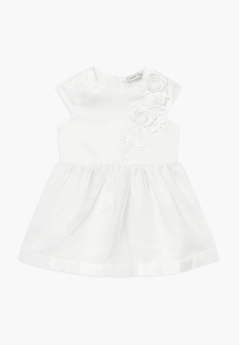Name it - NMFSHILA - Koktejlové šaty/ šaty na párty - bright white