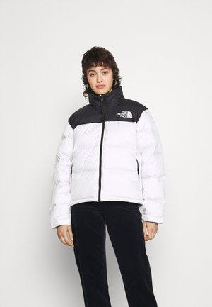 RETRO NUPTSE JACKET - Down jacket - white