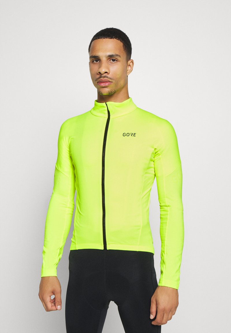 Gore Wear - C3 THERMO  - Fleece jacket - neon yellow