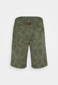 Schott - Shorts - digital khaki - 1