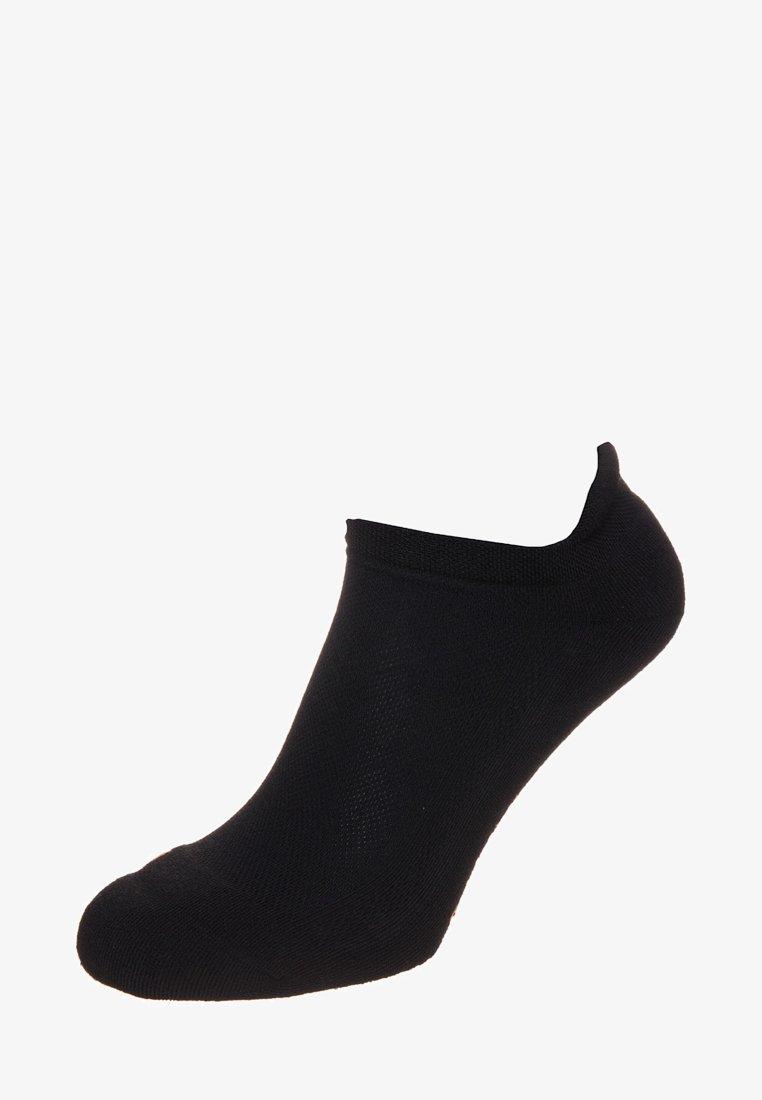 FALKE - Trainer socks - black