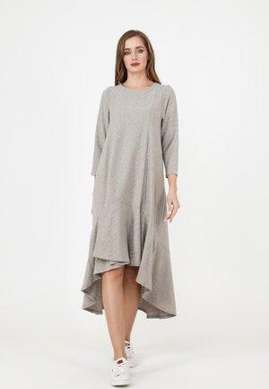 Day dress - hellgrau