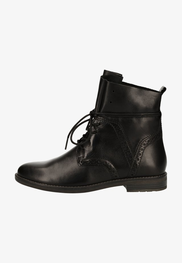 Veterboots - black antic 002