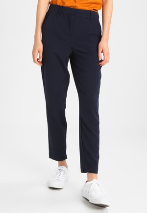 DANTA PANTS CROP  - Trousers - copenhagen night