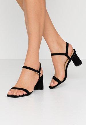 JULIAN - Sandals - black
