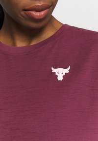 Under Armour - PROJECT ROCK - Camiseta estampada - level purple - 5