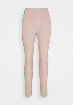 MY FAVOURITE - Leggings - Trousers - mauve
