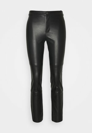 TROUSERS LAVEH - Kalhoty - black