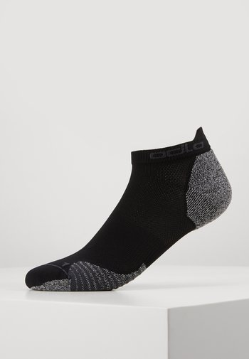 SOCKS LOW CERAMICOOL - Calcetines de deporte - black
