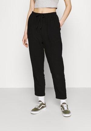 CALI PULL ON PANT - Trousers - black