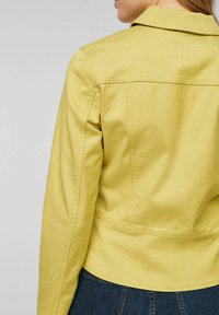 comma - Denim jacket - gelb - 2