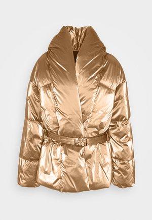 GABRIELE COAT - Zimní bunda - beige