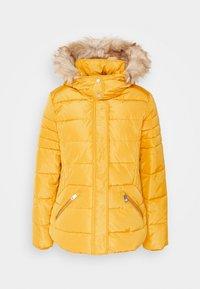 Esprit - JACKET - Winter jacket - brass yellow - 6