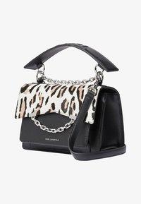 KARL LAGERFELD - Handbag - black/white - 2