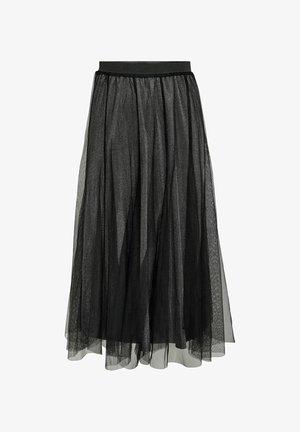 Maxi skirt - black