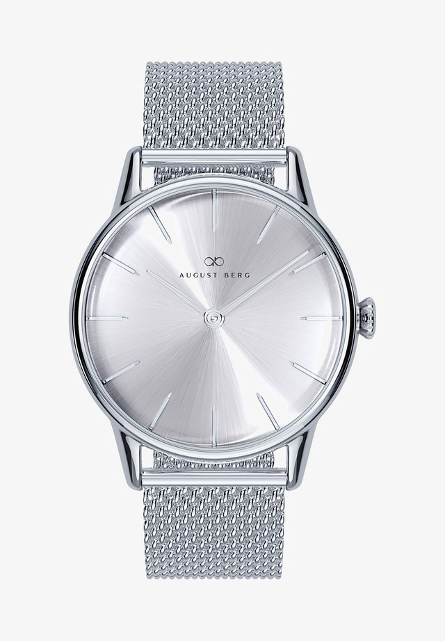 UHR SERENITY SIMPLY SILVER SILVER MESH 32MM - Ure - sunray silver