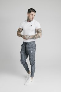 SIKSILK - SMART - Teplákové kalhoty - pow - 1