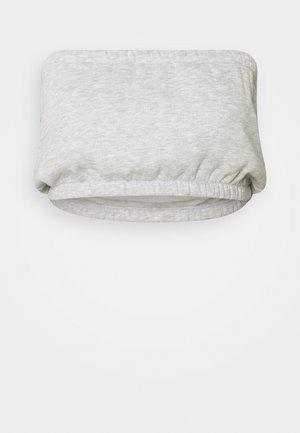 TUBE  - Top - grey mélange