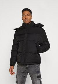 Brave Soul - SPEED - Winter jacket - black - 0