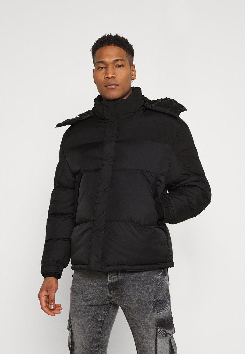 Brave Soul - SPEED - Winter jacket - black