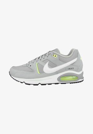 AIR MAX COMMAND - Trainers - light smoke grey white