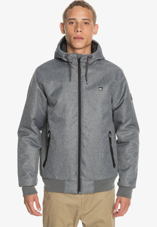 Outdoor jacket - medium grey heather