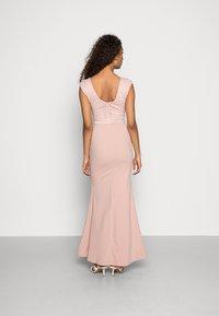 WAL G. - EMMA LACE  DRESS - Ballkjole - blush pink - 2