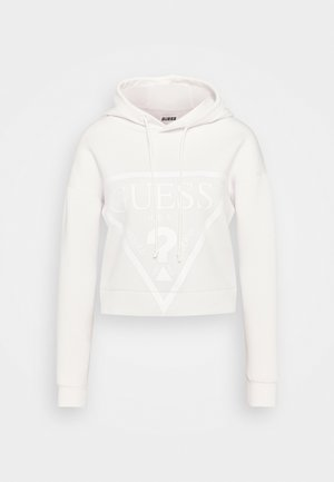 ALISA HOODED - Hoodie - touch of mauve