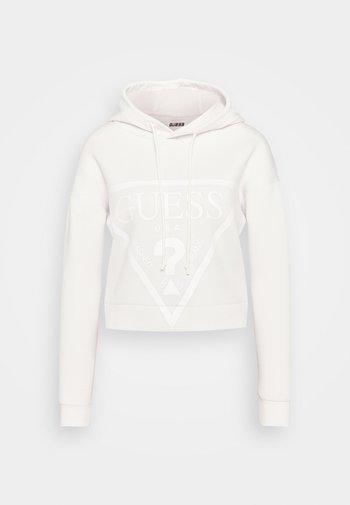 ALISA HOODED - Sweatshirt - touch of mauve