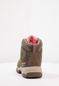 Hi-Tec - STORM WP WOMENS - Outdoorschoenen - taupe/dune/georgia peach - 3