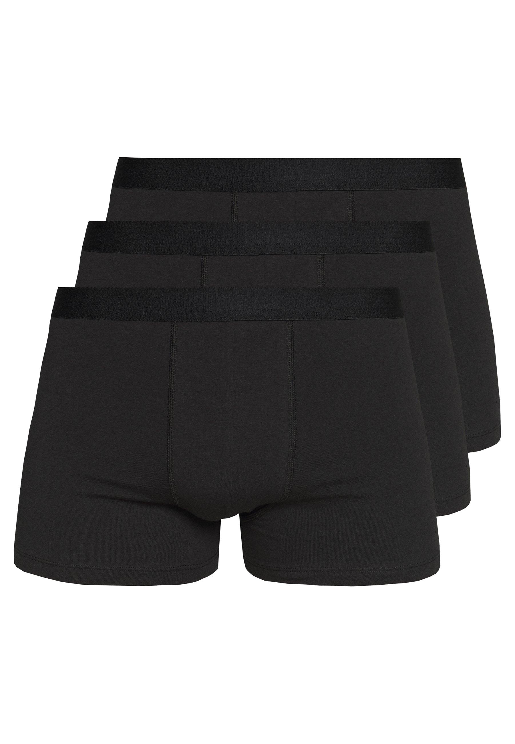 Pier One 3 Pack - Culotte Black/black/black