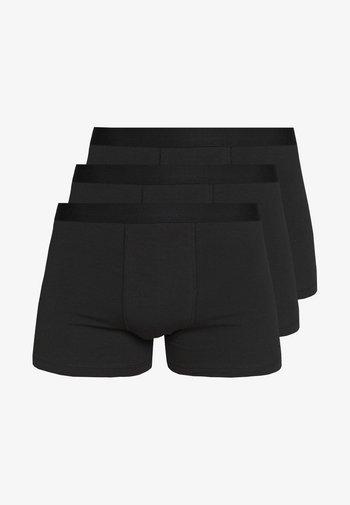 3 PACK - Boxerky - black/black/black