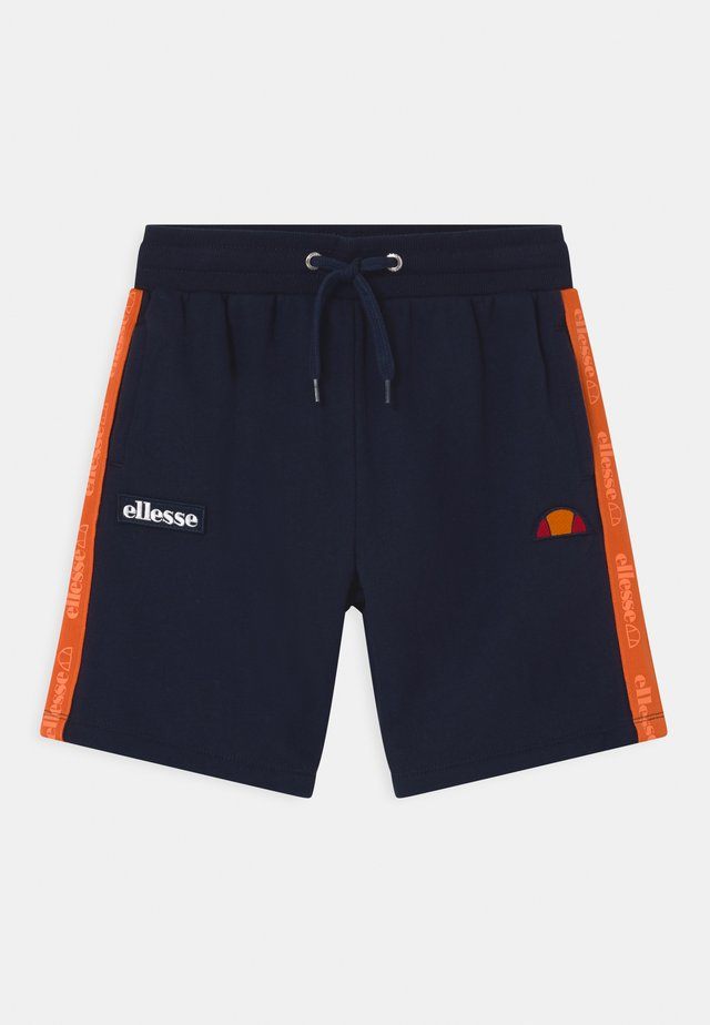 CANNELI - Shorts - navy