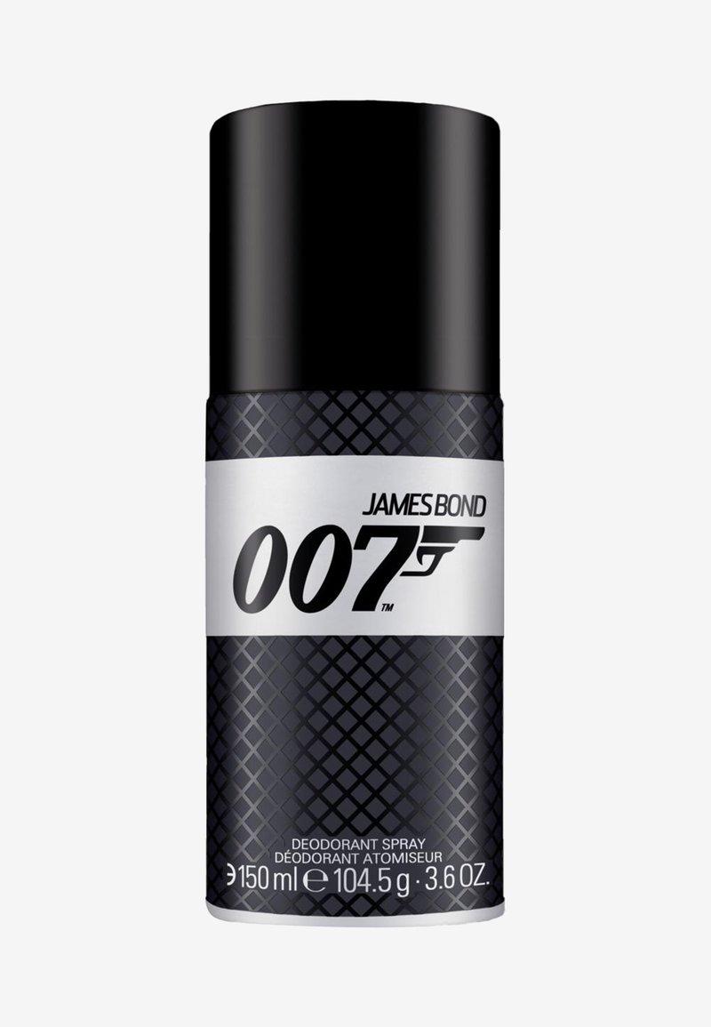James Bond Fragrances - JAMES BOND 007 FOR MEN DEO SPRAY - Deodorant - -