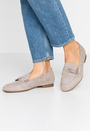 Slippers - visone