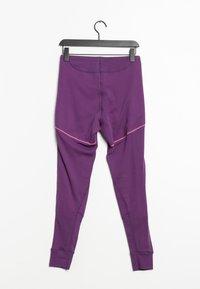 ODLO - Leggings - Trousers - purple - 1