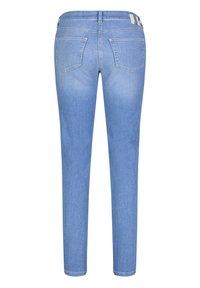 MAC Jeans - ANGELA - Slim fit jeans - light blue - 1