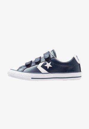 STAR PLAYER JUNIOR - Sneaker low - navy/white