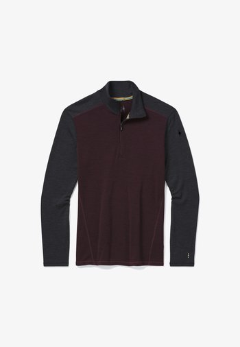 MIDWEIGHT 250 BASELAYER 1/4 ZIP - Long sleeved top - wdsmk h chrl h