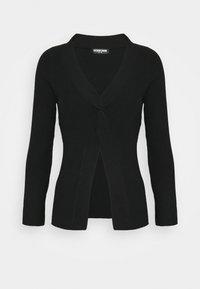 Fashion Union - PHOEBE JUMPER - Trui - black - 4