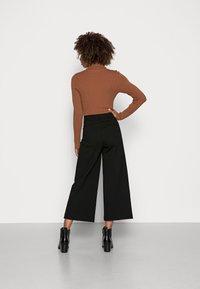 Opus - MISHA SOFT - Trousers - black - 2