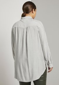 MY TRUE ME TOM TAILOR - Button-down blouse - offwhite rosin stripe - 2
