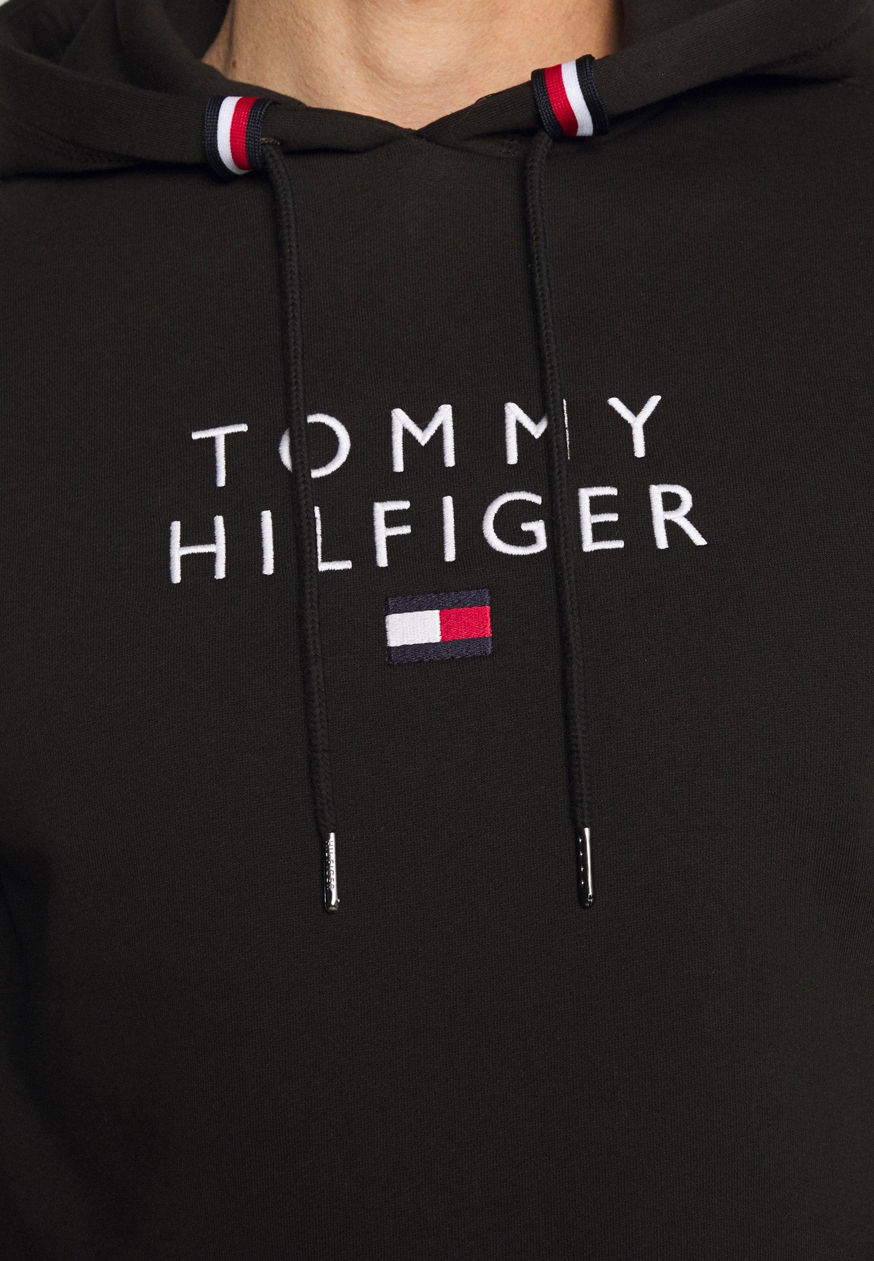 Men STACKED FLAG HOODY - Sweatshirt
