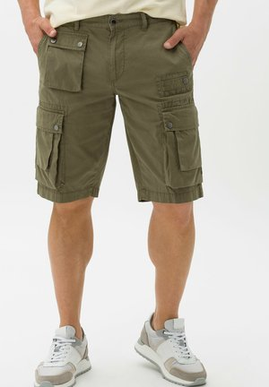 STYLE BASTIAN - Cargo trousers - green