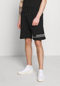 The Kooples - Teplákové kalhoty - black - 0