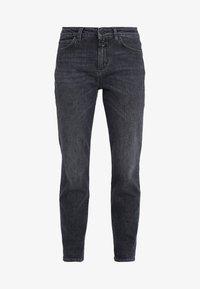 CLOSED - BAKER HIGH - Džíny Slim Fit - dark grey - 5