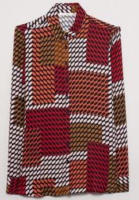 Eterna - Button-down blouse - rot/braun/rosa - 4