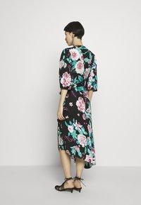 Diane von Furstenberg - AUDRINA - Vapaa-ajan mekko - lilac/black - 2