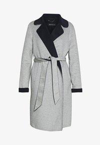 Expresso - BRENDA - Classic coat - hellgrau - 4