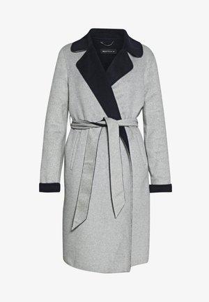 BRENDA - Classic coat - hellgrau